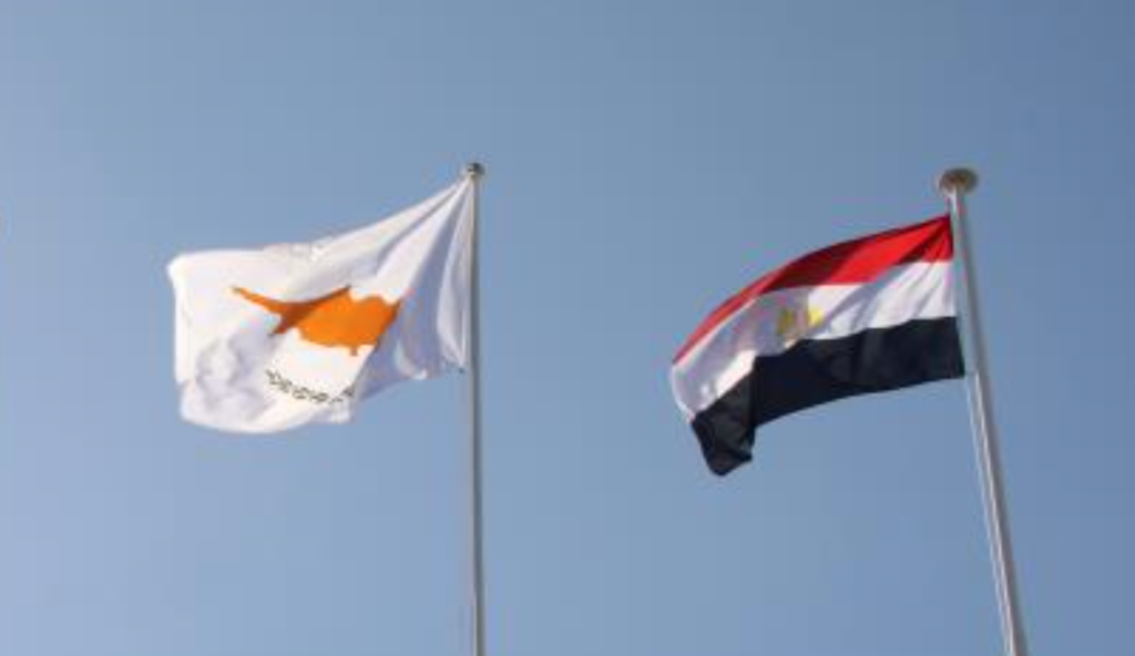 Cyprus and Egypt discuss the situation in the Eastern Mediterranean