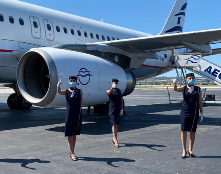 "Aegean Airlines launches ""Kids Fly Free"" deal"