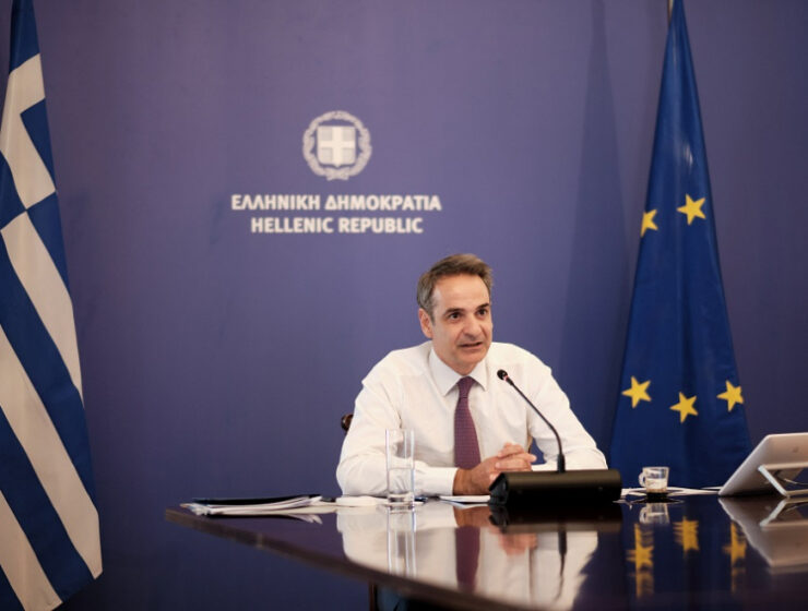 Greek PM says that the coronavirus vaccine should not be used as a tool for profit