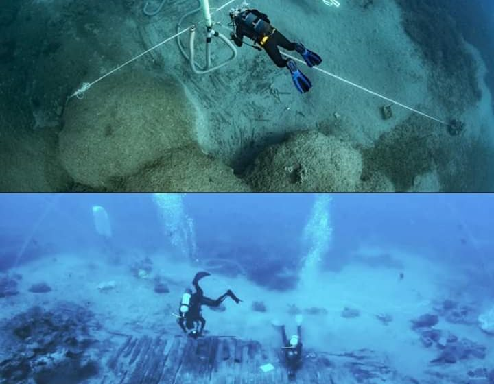 Lord Elgin treasures found off Kythera sunk in 1802 1