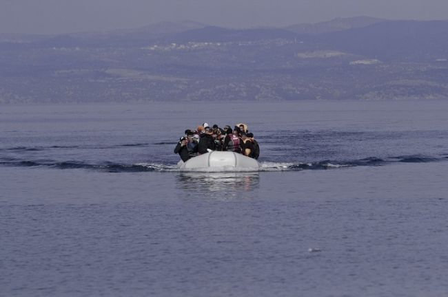 27 new illegal immigrants arrive in Lesvos, mostly Africans