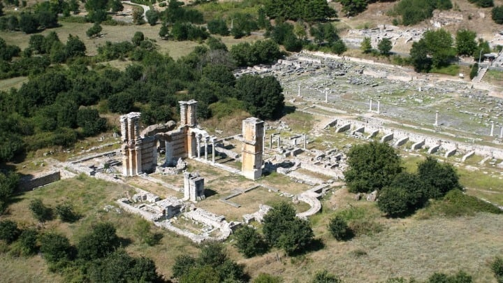 Archaeological Site of Philippi undergoes restoration worth €3,700,000