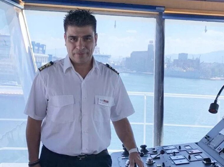 Special delivery: Captain Yiannis Sigalas delivers baby on ferry