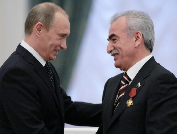 Savvidis to Putin: Russia needs to once again defend Orthodoxy and pay attention to Hagia Sophia 11