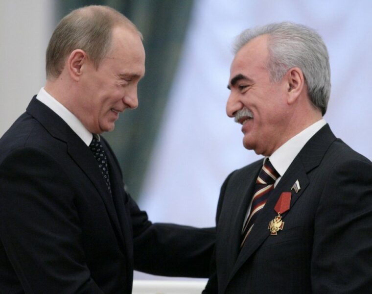 Savvidis to Putin: Russia needs to once again defend Orthodoxy and pay attention to Hagia Sophia 10