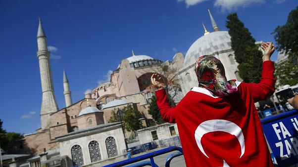 EU to implement targeted sanctions against Turkey in August if Hagia Sophia is not reverted to a museum 1