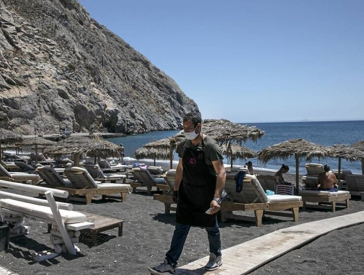72-hour coronavirus test being considered for tourists currently not allowed into Greece 3