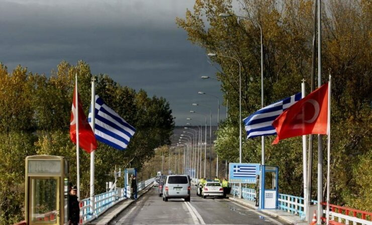 Thousands of Greeks travelled to Turkey in the first half of July 9