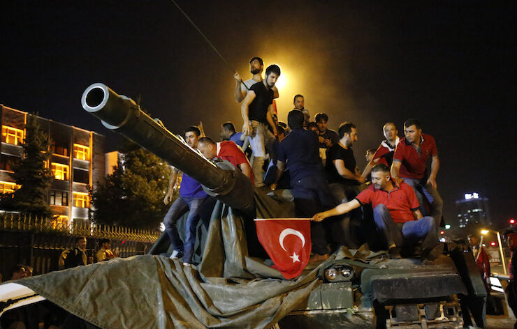 Former Greek DM: We knew about the coup against Erdoğan hours before it happened 2