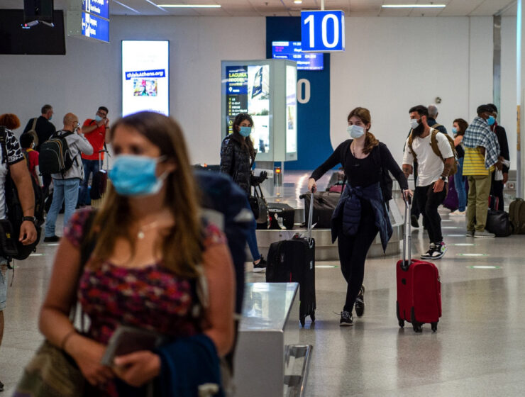 COVID-19 travel restrictions for entering Greece are extended 1