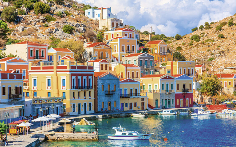 Symi: The jewel of the Dodecanese