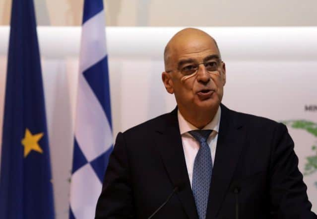 Foreign Minister: Greece is developing a national strategy against the challenges 9