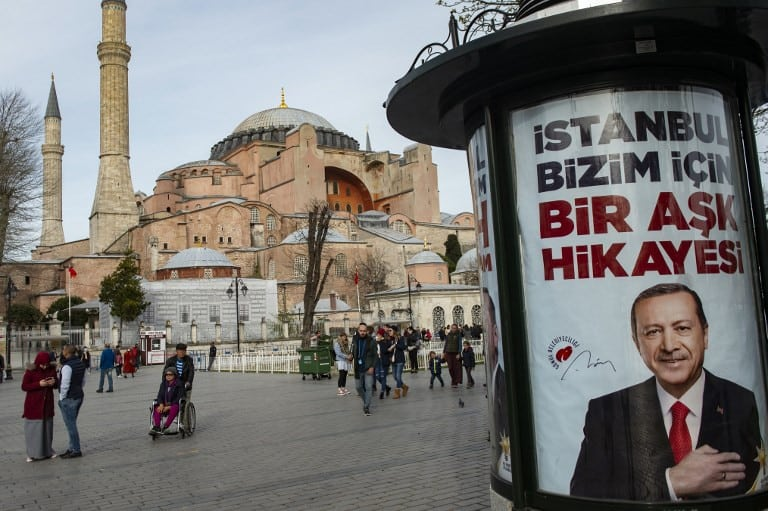 60% of Turkish citizens support Hagia Sophia conversion 1