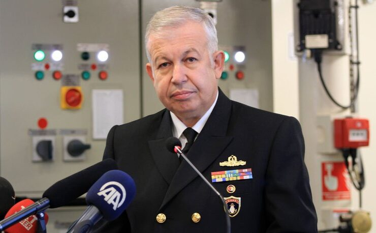 Former Turkish Admiral wants the Aegean Sea to change its name because it is Greek 3