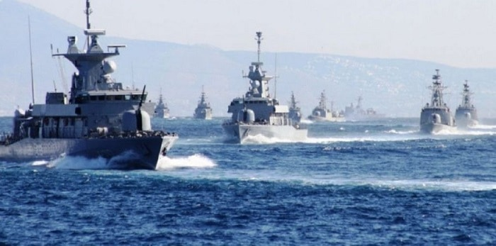 Turkey withdraws warships after strong response from Greece 1