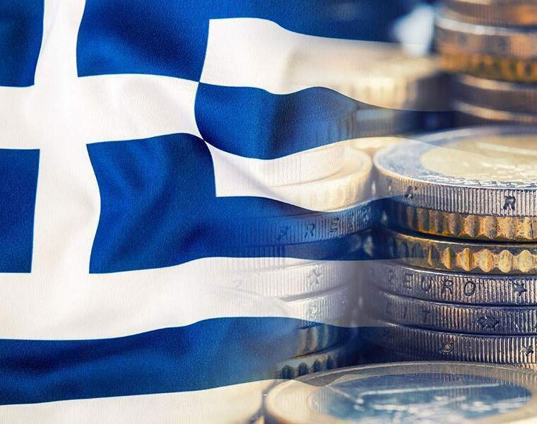 "Fitch Credit Ratings says Greece's outlook is ""stable"" 10"