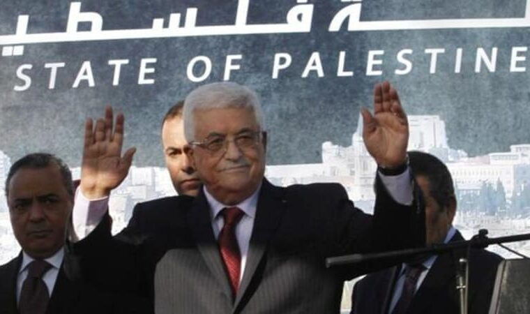 Palestinian president congratulates Turkey on converting Hagia Sophia into a mosque 1
