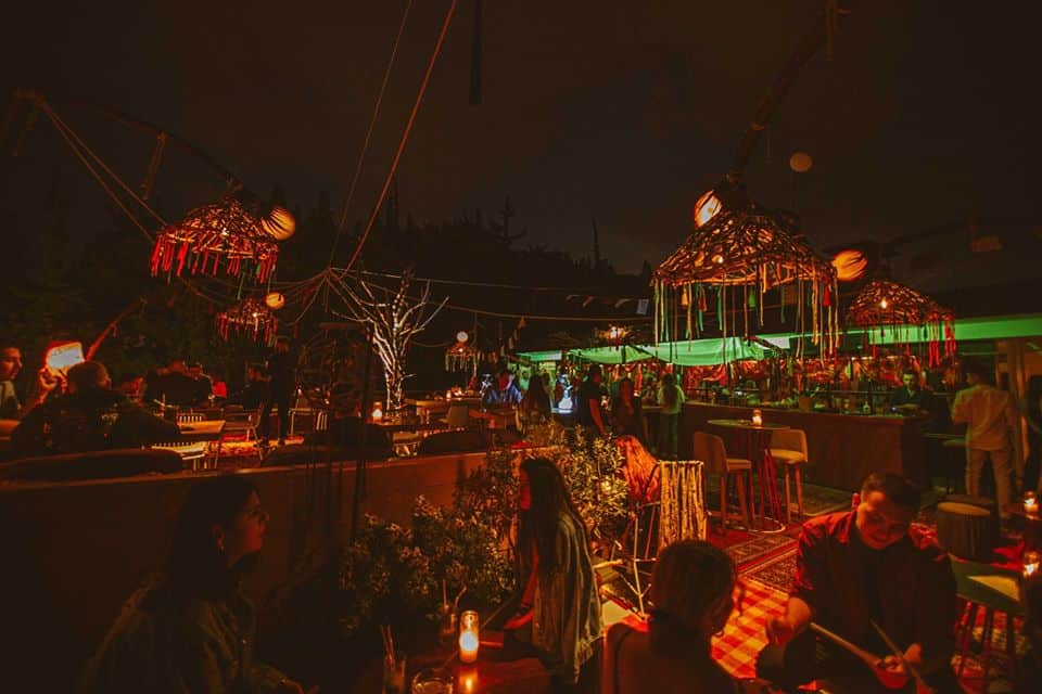 Under the summer sky at La Gitana in Athens (VIDEO) 6