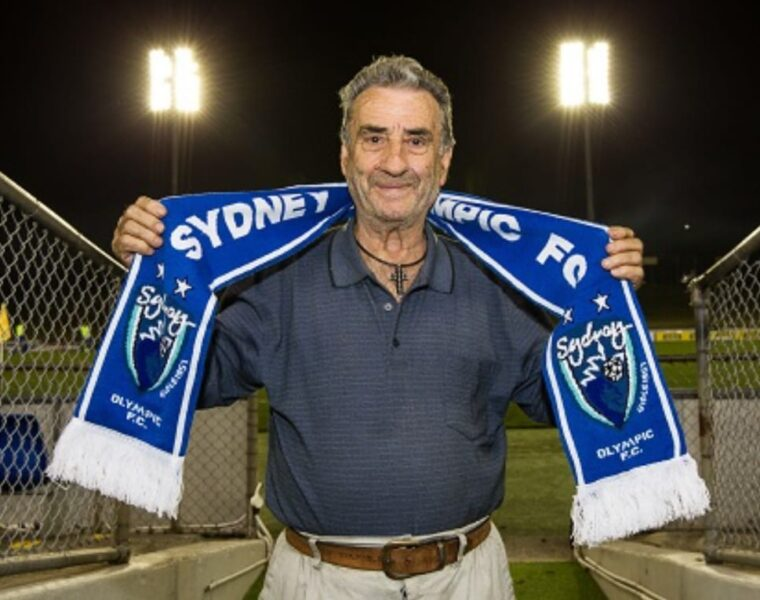 Legendary Sydney Olympic FC fan, Fotis Papadopoulos passes away aged 86 13