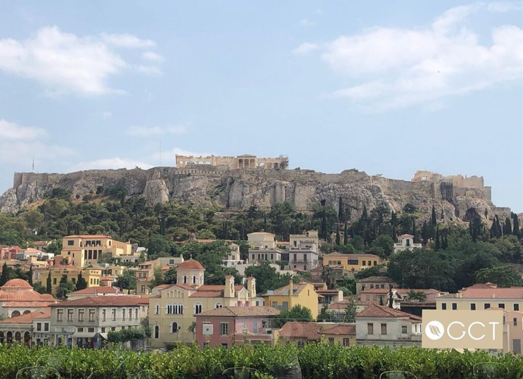 Athens is in the top 10 most booked European cities for 2020