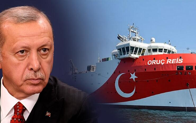 Pressure for sanctions against Turkey increases, as tensions with Greece grow 4