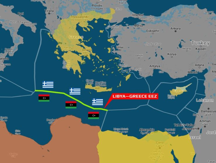 Libya to set up commission to finalise maritime zones with Greece 10
