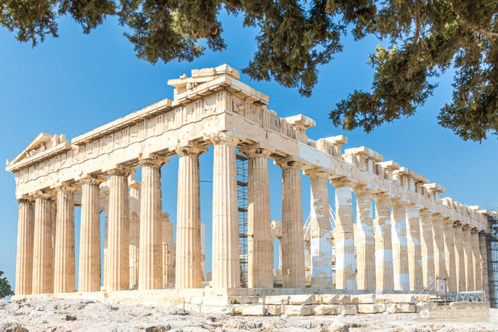 Touring Greece, one myth at a time 1