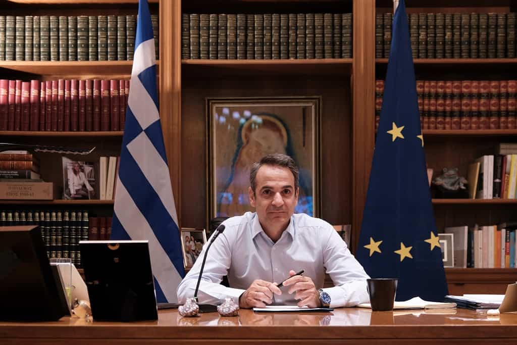 Elections are not in the Greek PM's plans at the moment