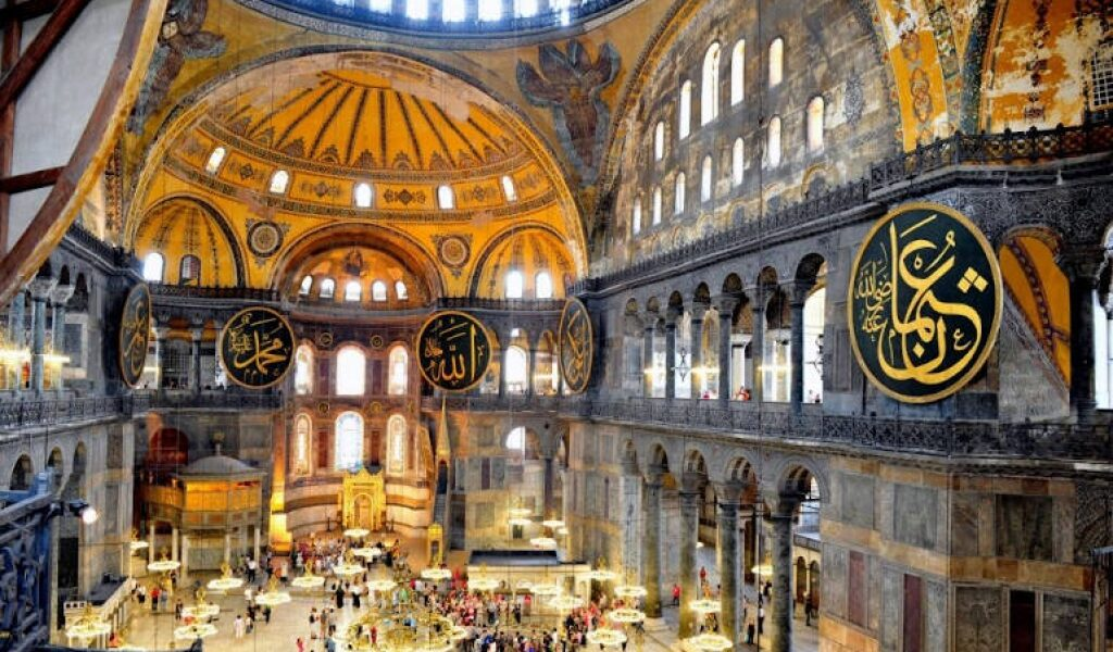 Greece urges Turkey to maintain the status of Hagia Sophia as a museum