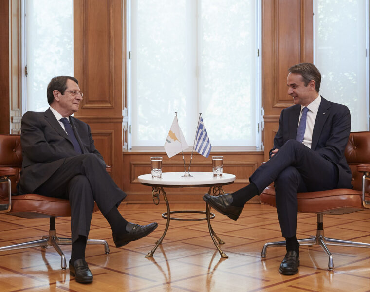 Turkey's actions are directed at Europe as a whole, says Greek PM 1