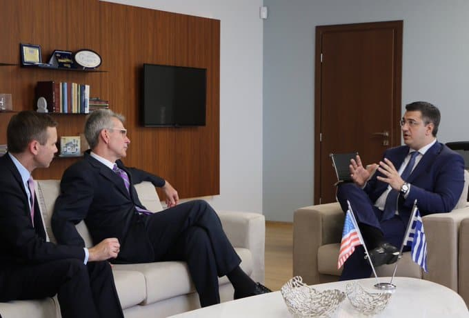 US-Greece relations are stronger today than ever before, says Ambassador Pyatt