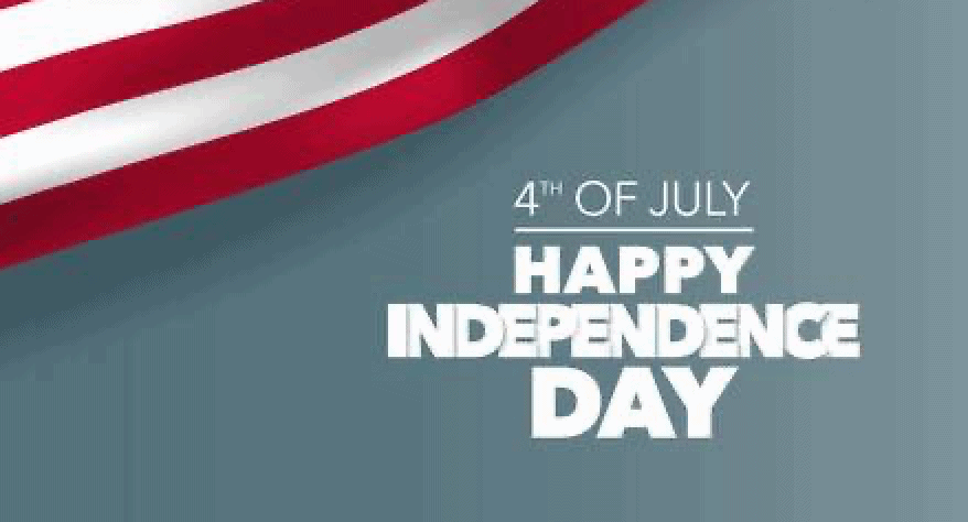 Virtual Celebrations for US Independence Day (July 4th) in Athens today