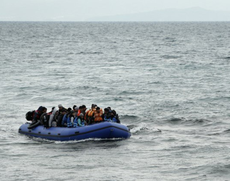 27 undocumented migrants cross from Turkey to Lesvos 1