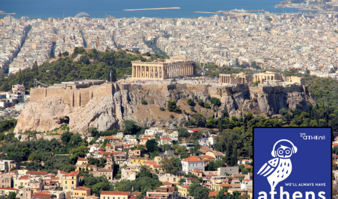 New podcast explores the best of Athens' culture and history in English 3