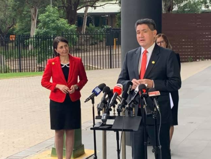 NSW Government announces funding for vulnerable temporary visa holders 2