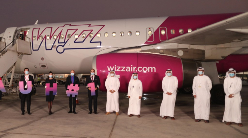 Wizz Air Abu Dhabi ready to fly to Athens from October 2