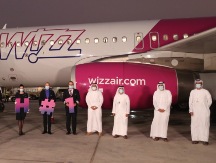 Wizz Air Abu Dhabi ready to fly to Athens from October 1