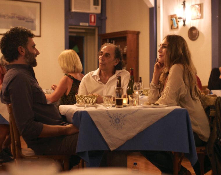 The Taverna Movie Tottie Goldsmith
