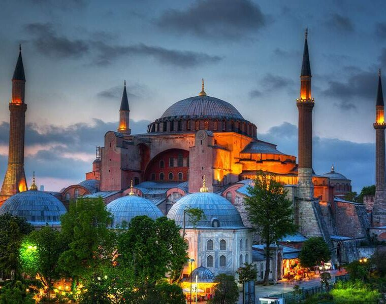 Turkish Media report Hagia Sophia is being converted into a mosque