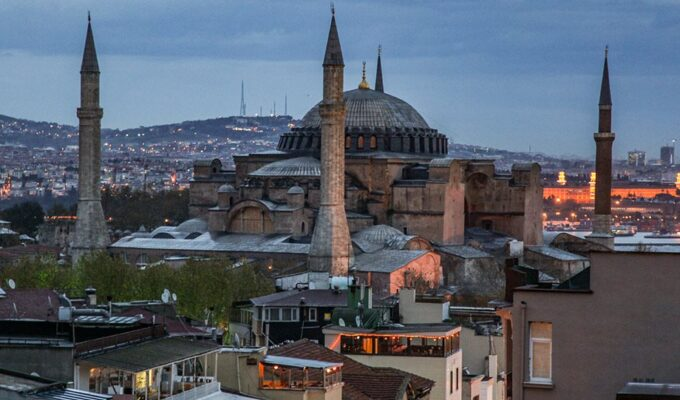 Global concern over the conversion of Hagia Sophia into a mosque, reports New York Times