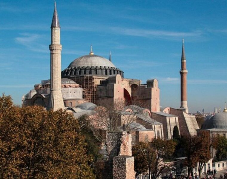 """It is """"unacceptable"""" to turn Hagia Sophia into a mosque, says Russian Orthodox Church"""