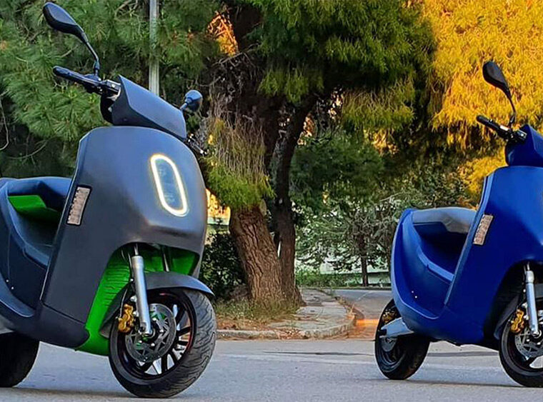First Greek electric scooter to launch in 2021