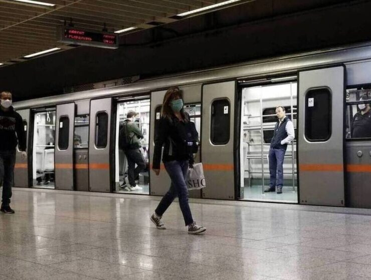 Athens gets three more metro stations