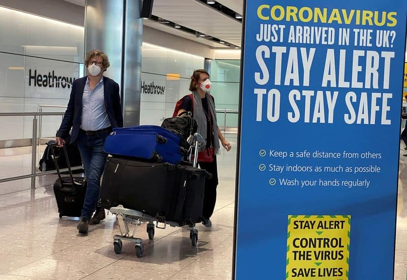 """UK opens quarantine-free """"travel corridor"""" with Greece and 58 other countries 1"""