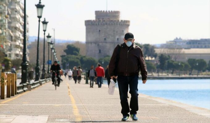 Greece sees highest daily rise in coronavirus cases in weeks