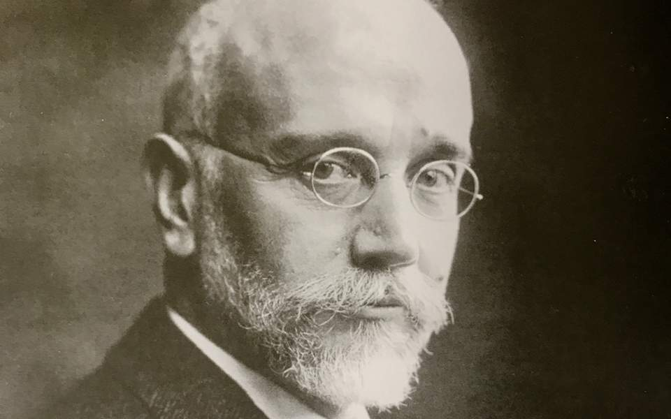 On this day in 1864, Eleftherios Venizelos was born