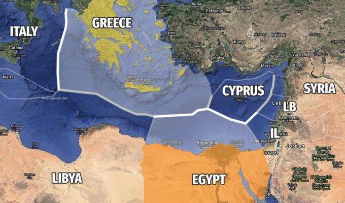 Egypt denies Turkey's *claims* of talks on East Med, says committed to Greece