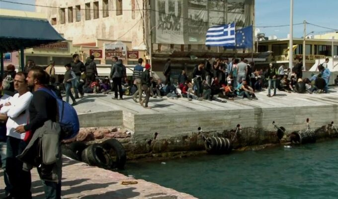 Turks seeking political asylum from Erdoğan regime arrive on Greek island 4