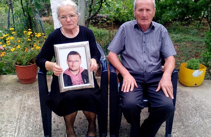 10 years ago Goumas was brutally murdered by Albanian nationalists in Himarra (VIDEO) 1