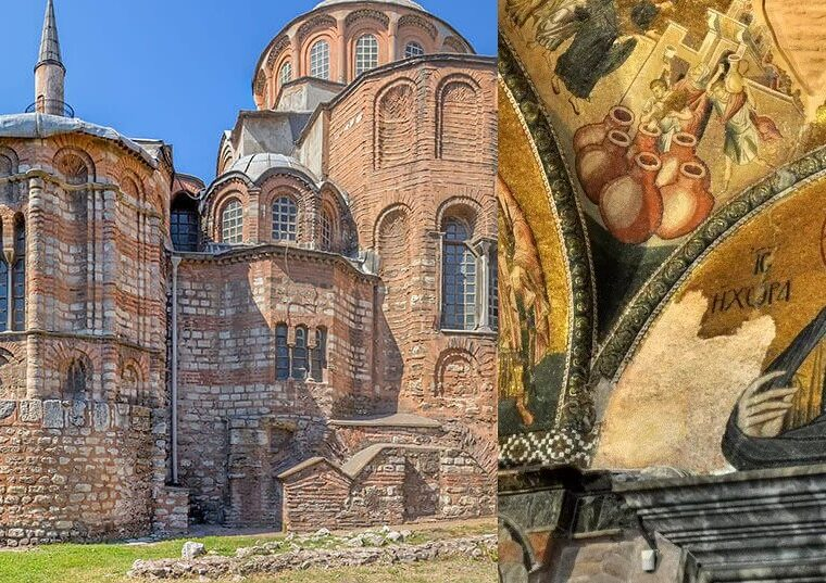Turkey converts another ancient Orthodox Church into a mosque 4